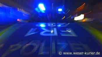 Osterholz-Scharmbeck: Überfall auf Tankstelle misslingt - WESER-KURIER - WESER-KURIER