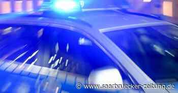 Polizei Völklingen: Motorradfahrer aus Wadgassen flüchtet durch Heusweiler vor der Polizei - Saarbrücker Zeitung