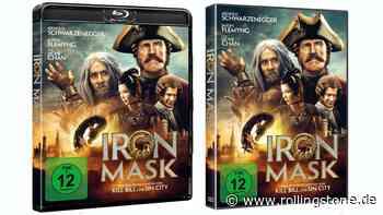 """Gewinnen: """"Iron Mask"""" mit Jackie Chan und Arnold... - Rolling Stone"""