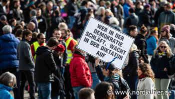 Angemeldet: Gleich mehrere Demos am Samstag in Anklam | Nordkurier.de - Nordkurier