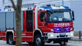 Matratzen angezündet: Kellerbrand in Limbach-Oberfrohna - RTL Online