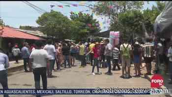 Dos muertos y tres heridos tras balacera en palenque en Acapulco - Noticieros Televisa