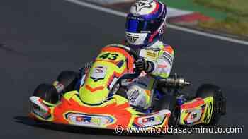 Jovem Rodrigo Seabra já dá cartas no karting no Reino Unido - Notícias ao Minuto