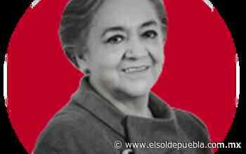 Bertha Lujan al ataque. Viene a Puebla a atizar el fuego electoral - El Sol de Puebla