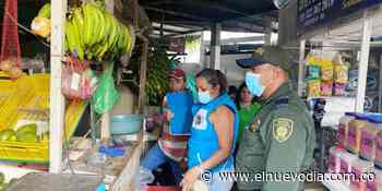 Tras acuerdo local con los transportadores, se levantó bloqueo vial en Planadas - El Nuevo Dia (Colombia)