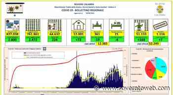 Coronavirus, 7 decessi registrati in Calabria nell'ultimo giorno - Soverato Web