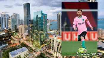 Lionel Messi kauft Wohnung in Florida: Gerüchte um Inter Miami befeuert - RAN