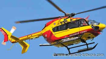 Marseillan : violent choc frontal entre deux voitures, un blessé grave - Hérault Tribune - Hérault-Tribune