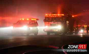 Québec: Incendie sur la rue Ruel dans le quartier Montmorency - Zone911