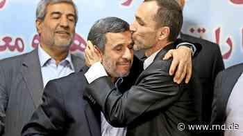 Iran: Mahmud Ahmadinedschad will erneut für Präsidentenamt kandidieren - RND