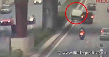 Palermo, incidente mortale in viale Regione Siciliana: la Panda invade la corsia opposta – Video - Il Fatto Quotidiano