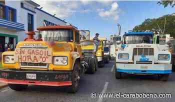 Productores de Sabaneta protestan por irregularidades en el suministro de combustible - El Carabobeño