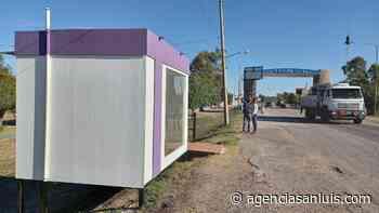 Desaguadero recibirá a los turistas con una nueva oficina de informes - Agencia de Noticias San Luis