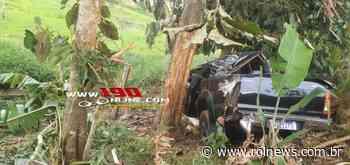Alta Floresta – Motorista fica ferido após caminhonete sair da pista - ROLNEWS