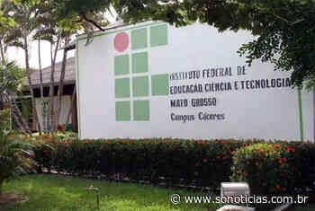 IFMT abre seletivo para cursos superiores em Cuiabá, Alta Floresta e mais três cidades - Só Notícias