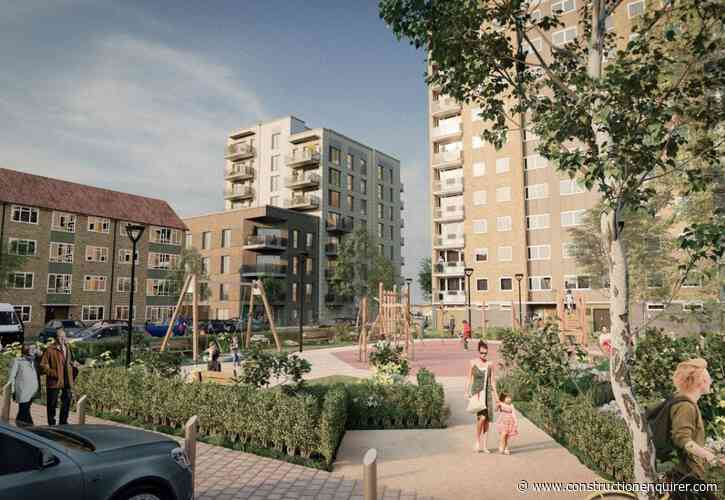 Willmott Dixon picked for £32m Hounslow housing job