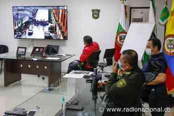 Manizales y Chinchiná militarizadas, otros seis municipios de Caldas con toque de queda - http://www.radionacional.co/