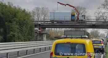 Lavori al ponte, restringimenti sulla A1 - Qui News Chianti