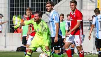 Andreas Rössl FC Ismaning FC Bayern München Eintracht Frankfurt Hermann Gerland TSV 1860 München - tz.de
