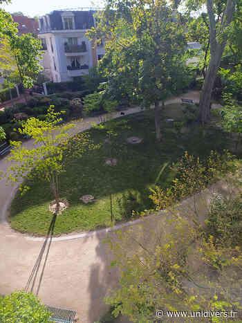 Parc de la médiathèque Le Raincy - Unidivers