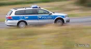 Fahrer missachtet Vorfahrt und verursacht einen Unfall in Kraichtal - BNN - Badische Neueste Nachrichten