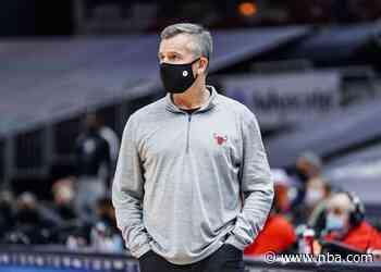 Bulls finish season 31-41, Billy Donovan reflects on first season as head coach