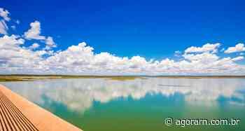 Barragem Santa Cruz do Apodi acumula maior volume dos últimos 6 anos; veja situação de outros reservatórios pelo RN - Agora RN