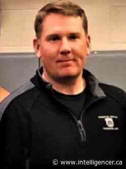 Ontario hockey, police communities mourn loss of Sgt. Steve Carter - Belleville Intelligencer