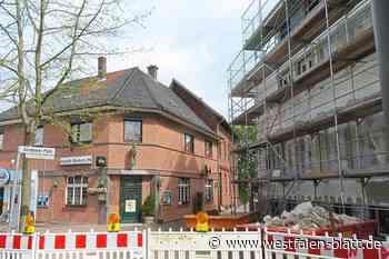 169. Teil unserer Serie »Blick zurück – Rahden damals« von Claus-Dieter Brüning: Hier stand einst ein Porzellanladen - Westfalen-Blatt