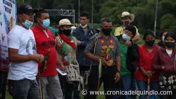 Camioneros y gobierno sin acuerdo, fin de semana con bloqueos en Versalles - La Cronica del Quindio