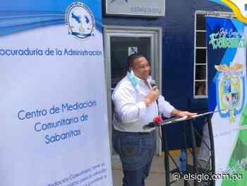 Habilitan nueva casa de justicia y paz en sabanitas - El Siglo Panamá