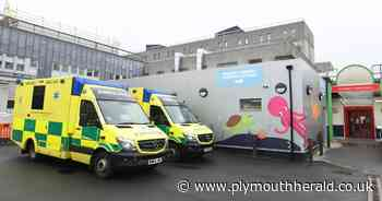 Derriford Hospital in Plymouth's emergency department 'extremely busy' - Plymouth Live