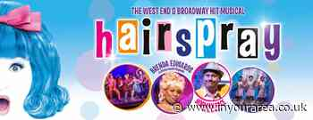 Smash hit Hairspray heads to Plymouth in June - In Your Area