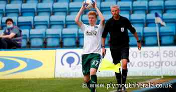 How Plymouth Argyle defender Ryan Law proved himself to Ryan Lowe - Plymouth Live