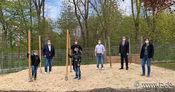Lions Club Blomberg unterstützt die Christian-Morgenstern-Schule   Lokale Nachrichten aus Detmold - Lippische Landes-Zeitung