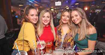 Faces from Plymouth girls' nights out on Union Street - Plymouth Live
