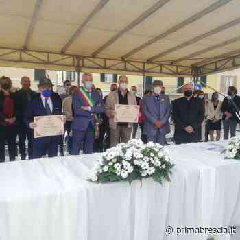 A Rovato officiate tre cerimonie per celebrare le eccellenze della città - Prima Brescia