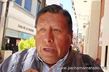 Azángaro: en paro de 48 horas exigirán la construcción de presa Huajchani - Pachamama radio 850 AM