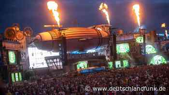 "Weeze - ""Parookaville""-Festival fällt wegen Corona-Pandemie erneut aus - Deutschlandfunk"