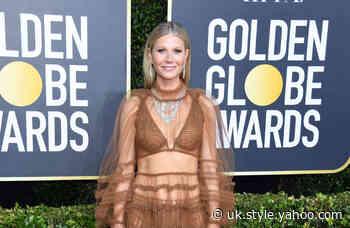 Gwyneth Paltrow drank every night of the week in lockdown - Yahoo Lifestyle UK