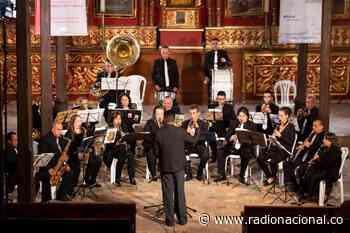 Festival de Música Religiosa de Marinilla: mujeres compositoras - http://www.radionacional.co/