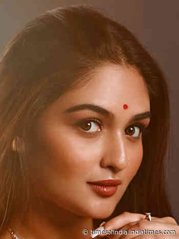 Best ethnic looks of Prayaga Martin
