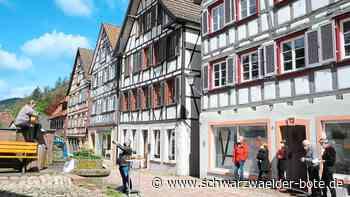 Schiltach - Glücks-Orte in verträumtem Fachwerk - Schwarzwälder Bote