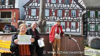 """Schiltach - Wege """"wo in Schiltach Glück stattfindet"""" - Schwarzwälder Bote"""