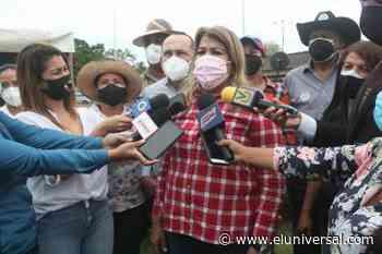 Santaella anuncia expoventas de fertilizantes para productores de Cedeño y Caripe - El Universal (Venezuela)