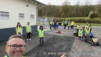 TSG Reiskirchen sammelt Müll - Gießener Allgemeine