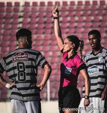 Sergipe x Lagarto: FSF divulga arbitragem para jogos da final - globoesporte.com