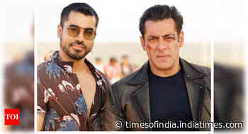 Gautam accidentally hit Salman in 'Radhe'?