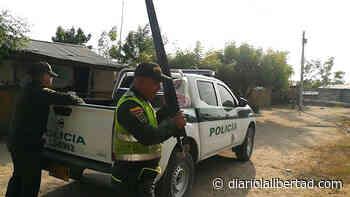 La Policía Magdalena informó sobre los cuerpos encontrados sin vida en Guamal - Diario La Libertad