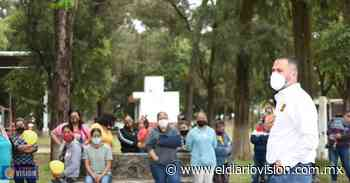 Habitantes de la comunidad de Jauja, se suman al proyecto de Luis Felipe León Balbanera - El Diario Visión